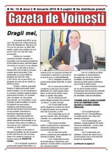 Gazeta de Voinesti nr.10