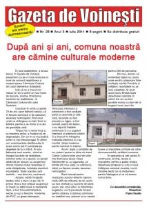 Gazeta de Voinesti nr. 28