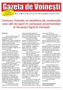 Gazeta de Voinesti nr. 32