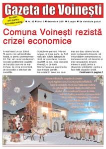Gazeta de Voinesti nr. 33
