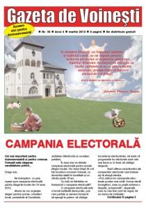 Gazeta de Voinesti nr. 36