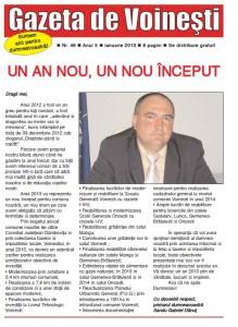 Gazeta de Voinesti nr. 46